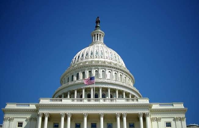 Le Capitole, siège du Congrès américain, à Washington le 6 avril 2011 (Jewel Samad (AFP/Archives))