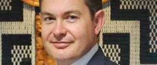 New Zealand's ambassador to Turkey, Jonathan Curr
