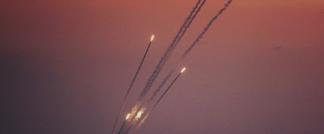 Roquettes tirées depuis Gaza (Tsahal)