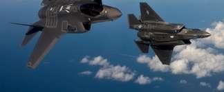 F-35 (صورة من الارشيف)