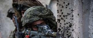 Urban warfare drills (IDF)