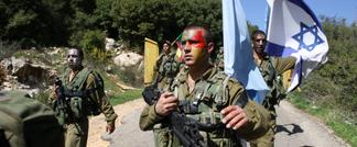 Druze soldiers