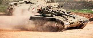 Israel Defense Forces training exercises (IDF)