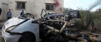 On Wednesday, 22 January 2013, an Israeli drone targeted a civilian car killing a member of an armed group and his cousin (Palestinian Center for Human Rights)