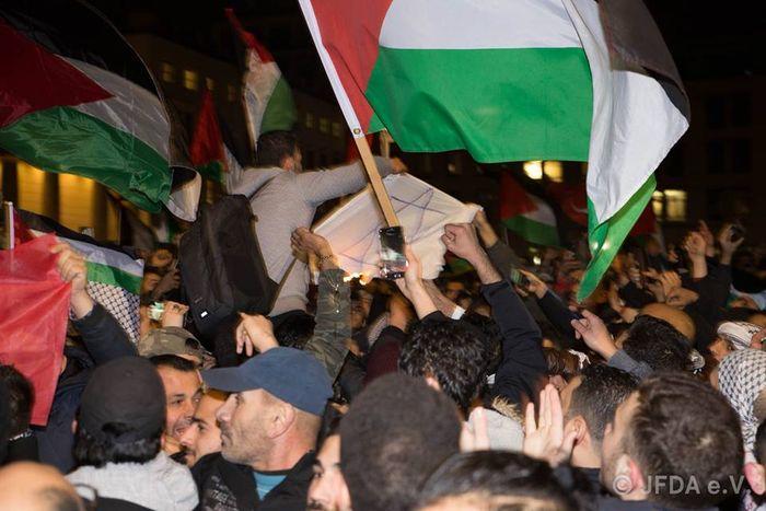 The Jewish Forum for Democracy and against Antisemitism e.V. (JFDA e.V.)