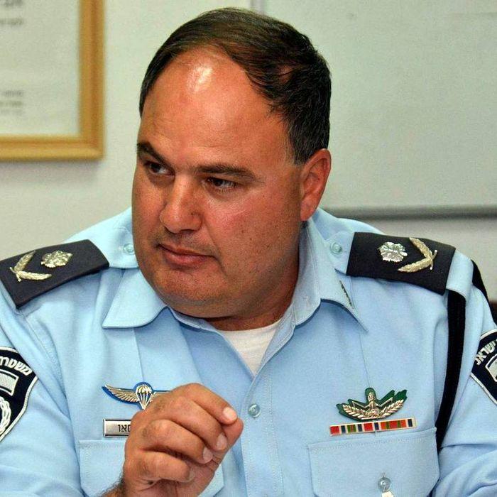 I24news isra l les challenges du nouveau chef de la - Grille indiciaire commissaire de police ...