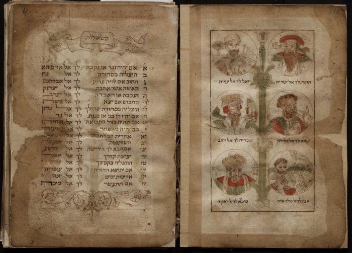 Russian, Israeli Libraries Ink Deal To Digitize Vast Hebrew Manuscript Collection