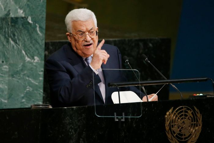 With America's blessing, Abbas signals a reconciliation with Hamas