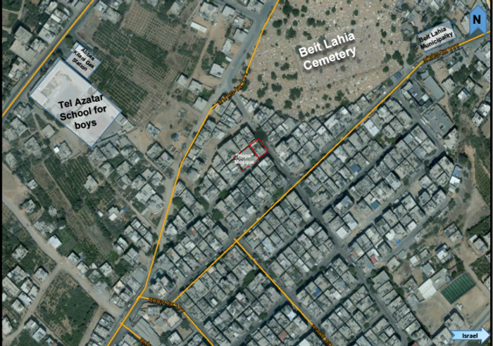 Tir de représailles d'Israël sur la bande de Gaza, trois blessés