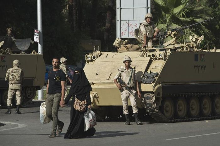 AFP Photo/Khaled Desouki