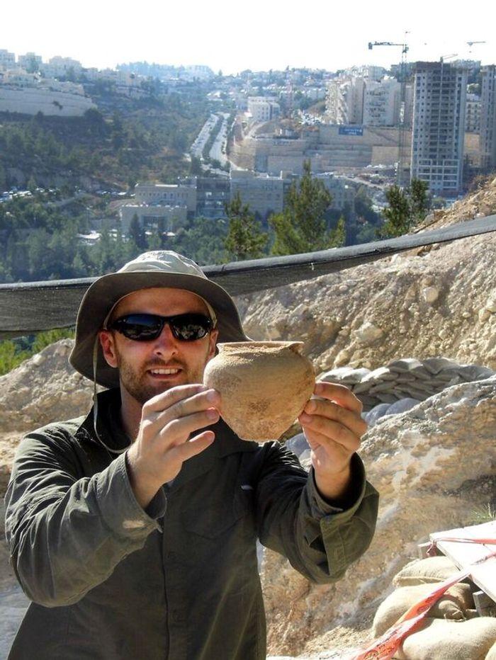 Shua Kisilevitz, Israel Antiquities Authority