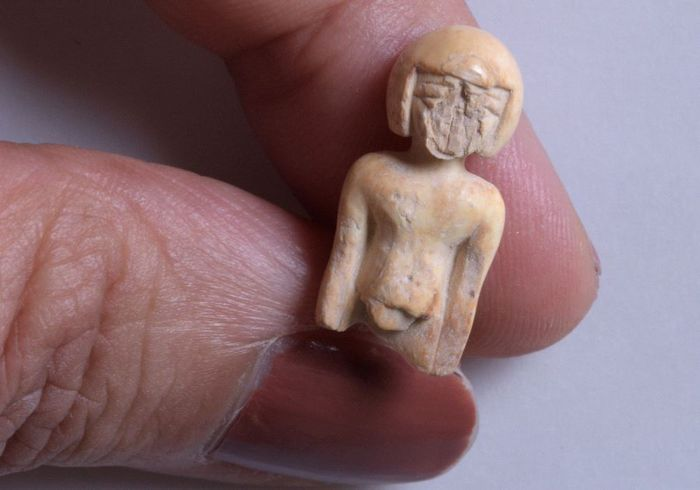 (CLARA AMIT, COURTESY OF ISRAEL ANTIQUITIES AUTHORITY)