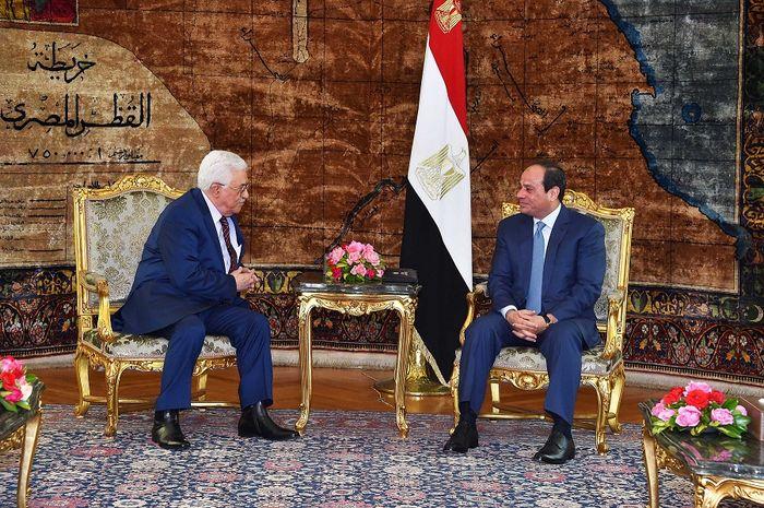 (Egyptian Presidency via AP)