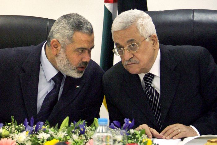 Fatah: Disarmament of Hamas not on dialogue table