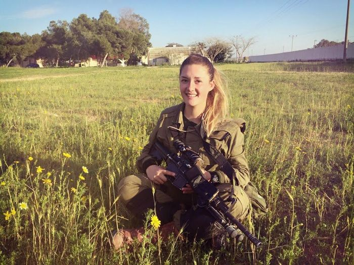 Courtesy of the IDF