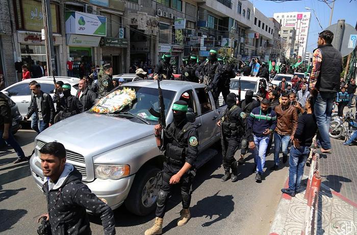 Official Ezzedeen Al Qassam Brigades(EQB) Twitter-Palestine.