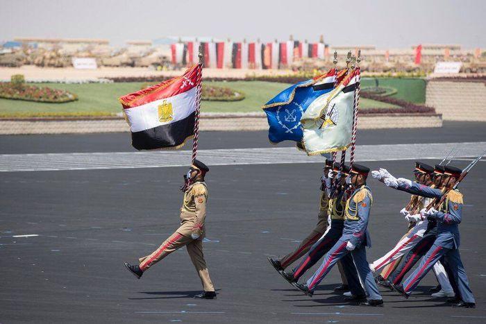 المتحدث العسكري المصري