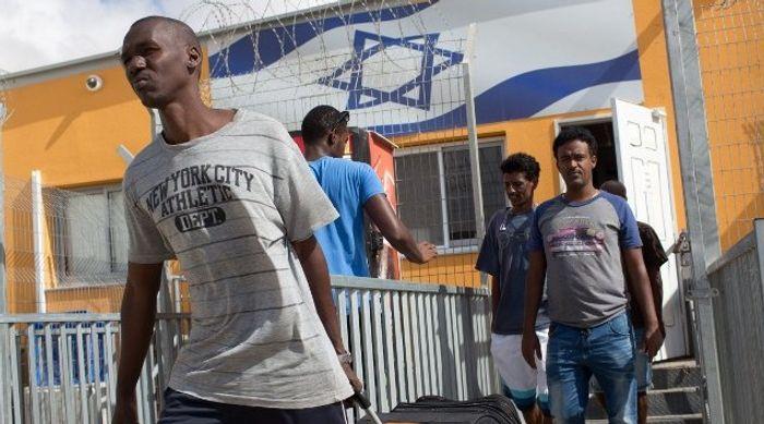 AFP/Menachem Kahana)