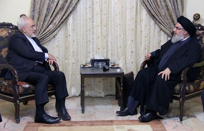 (Hezbollah Media Department via AP)
