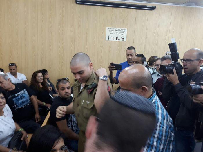Rejet de l'appel d'un soldat israélien ayant achevé un Palestinien