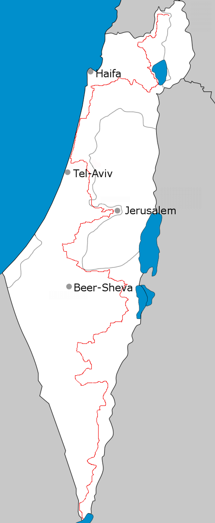 i24NEWS - Israel National Trail launched on Google Maps Street View