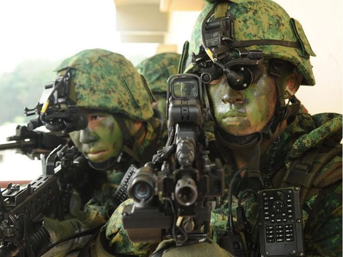Our Singapore Army