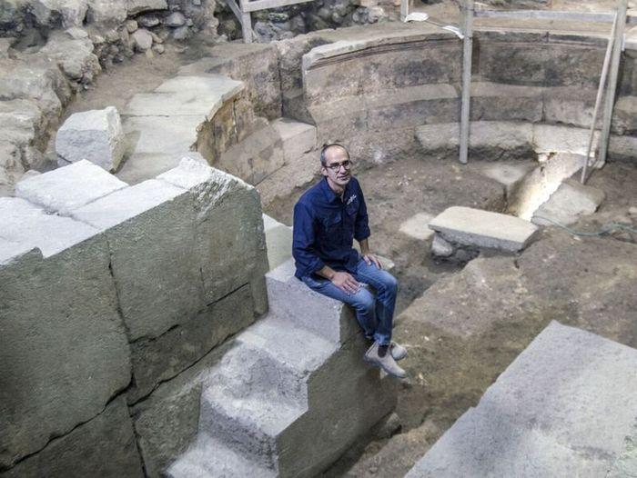 Yaniv Berman, courtesy of the Israel Antiquities Authority