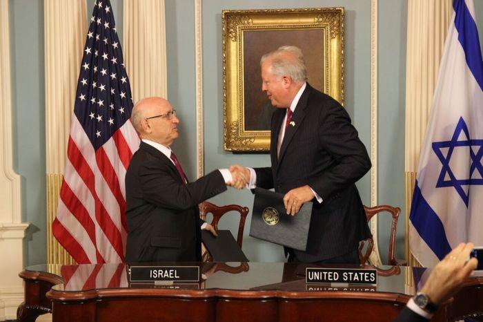 Israeli Embassy in Washington