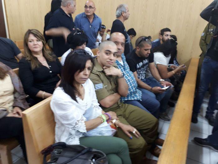 Israel releases soldier who killed Abdel Fattah Al-Sharif