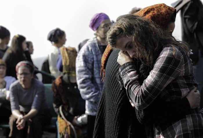 AP Photo/Tsafrir Abayov