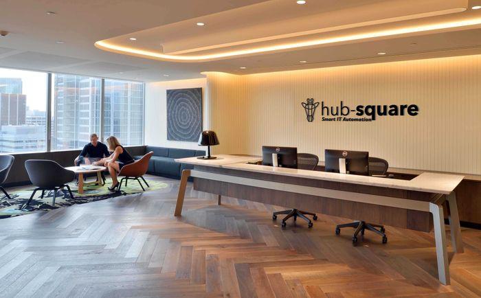 Hub-Square