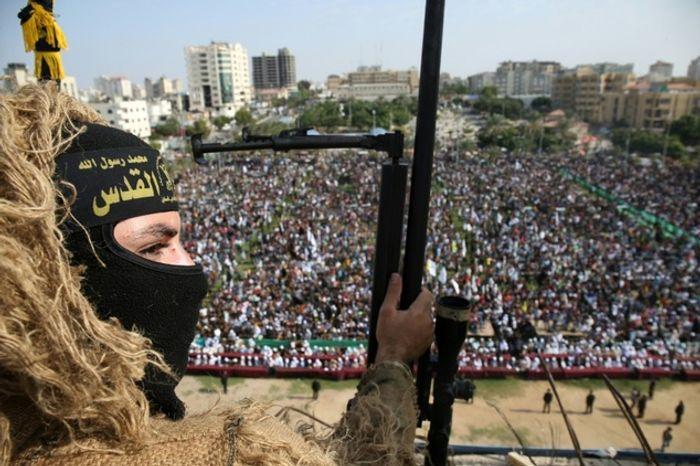 Mohammed Abed / AFP