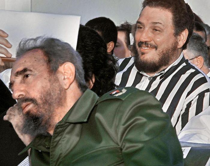 ADALBERTO ROQUE - Copyright AFP/Archives