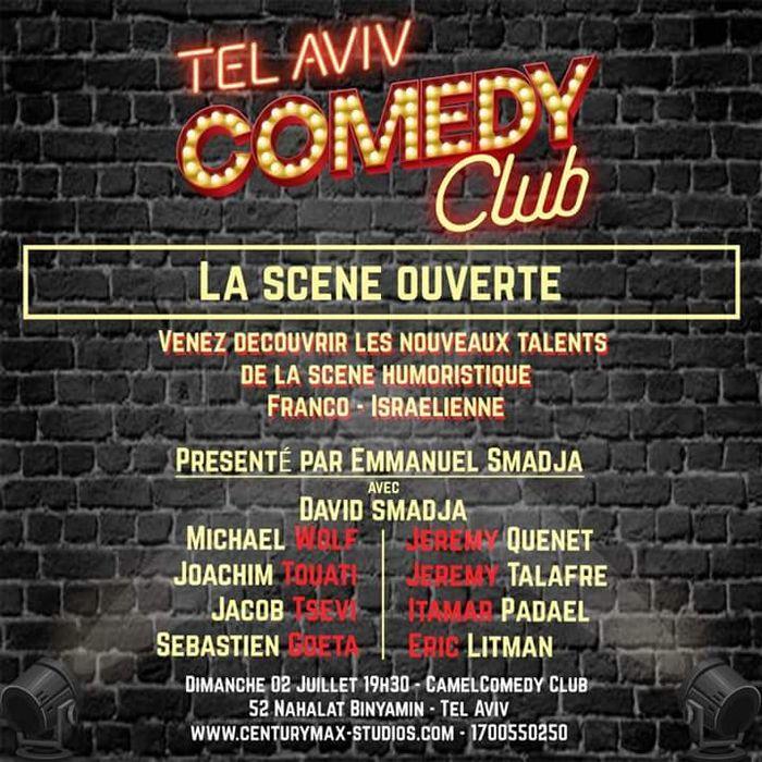 Tel Aviv Comedy