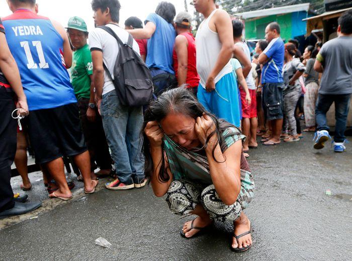 AP Photo/Bullit Marquez