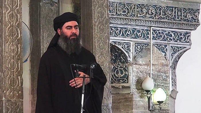 غارة عراقية على قادة