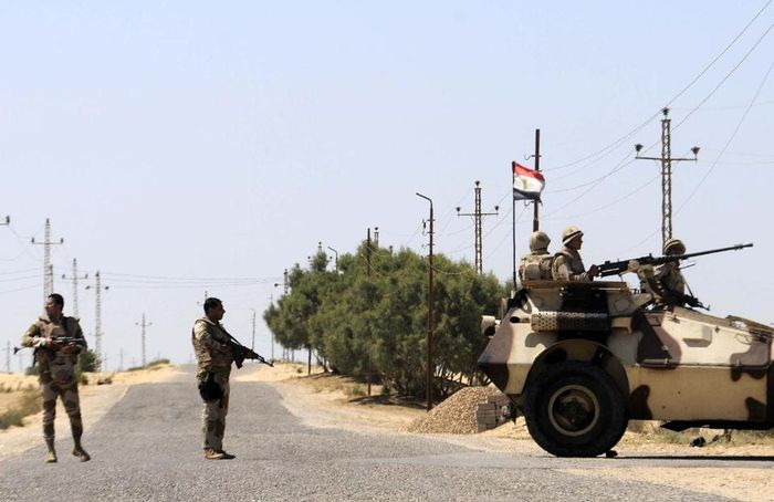 35 policiers et soldats tués dans des combats avec des djihadistes — Egypte