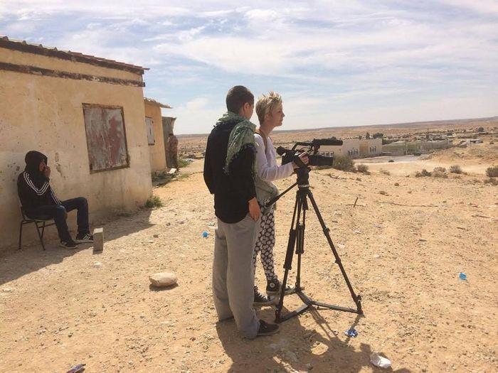 Kaid AbuLatif/i24NEWS