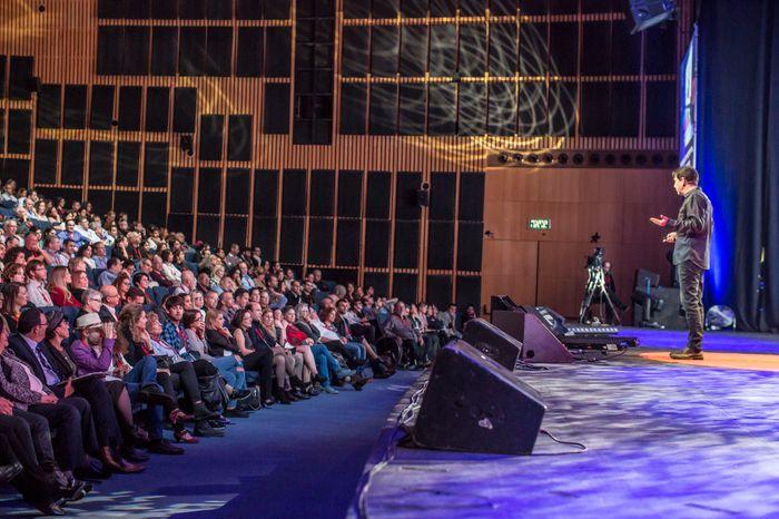 TEDxTelAvivUniversity/Rami Zarnegar