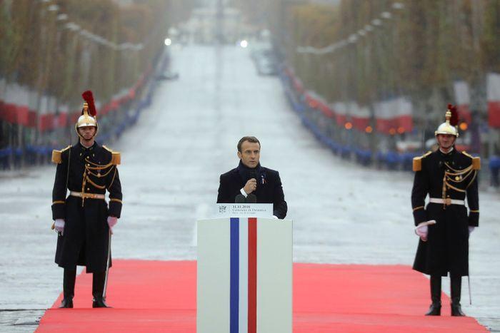 (Ludovic Marin/Pool Photo via AP)