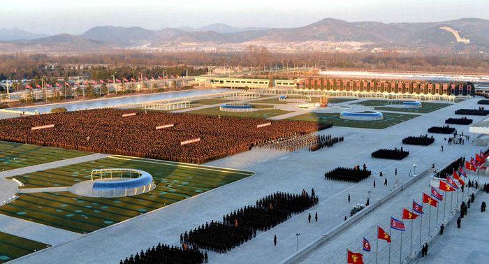 AP Photo/Korea Central News Agency via Korea News Service