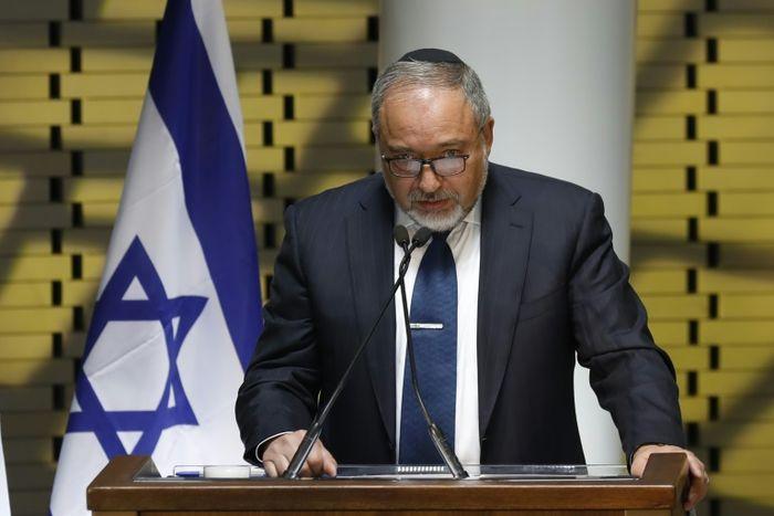 Gali Tibbon (AFP)