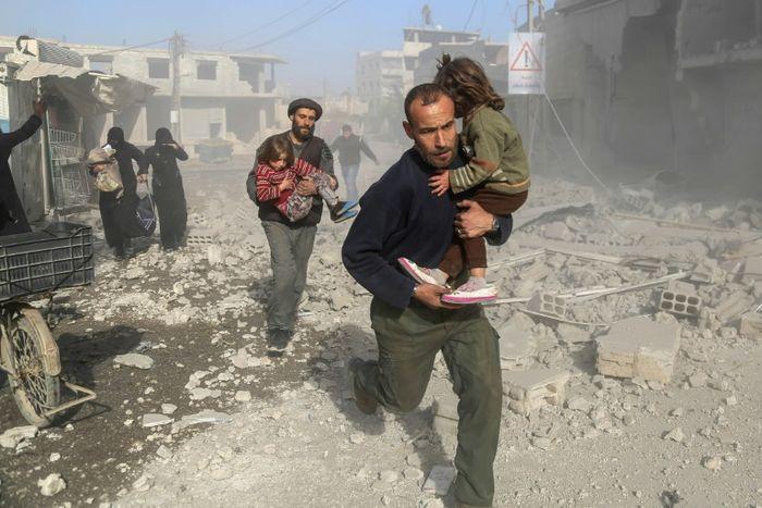 Amer ALMOHIBANY (AFP)