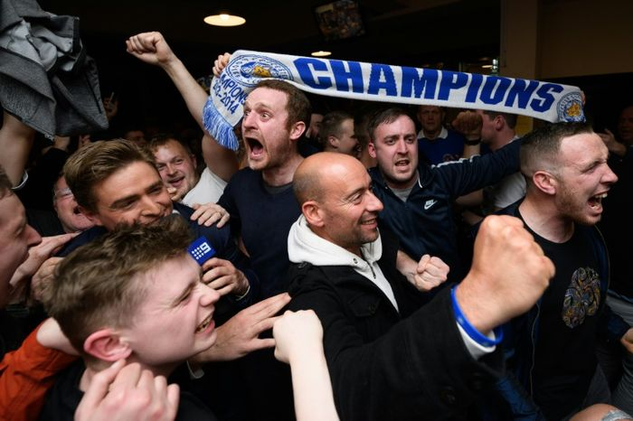 Leicester City's 97-year-old superfan to help present Premier League trophy