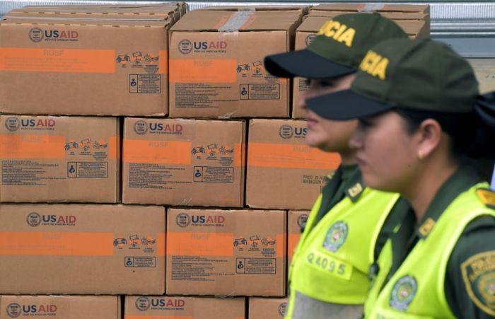 Raul ARBOLEDA (AFP)