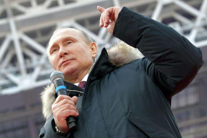 Alexey DRUZHININ (SPUTNIK/AFP)
