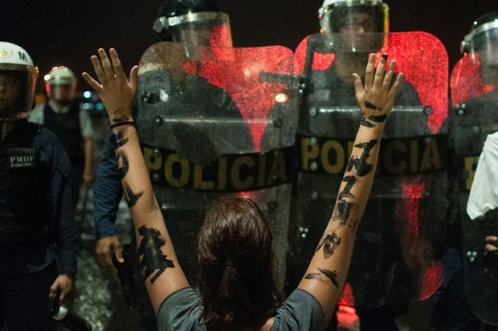 Andressa Anholete (AFP)