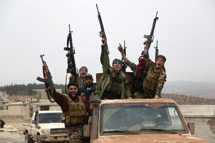 Nazeer al-Khatib (AFP)
