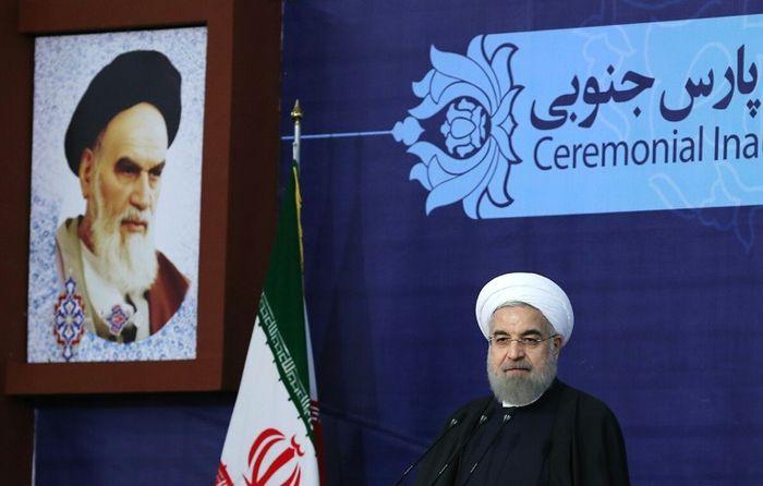 Iranian Presidency/AFP