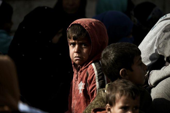 ARIS MESSINIS (AFP)